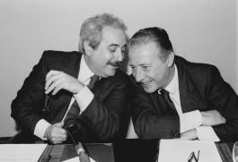 Giovanni Falcone et Paolo Borsellino