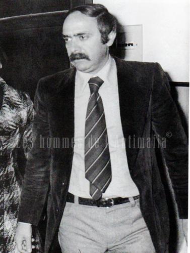 Commissaire Boris Giuliano