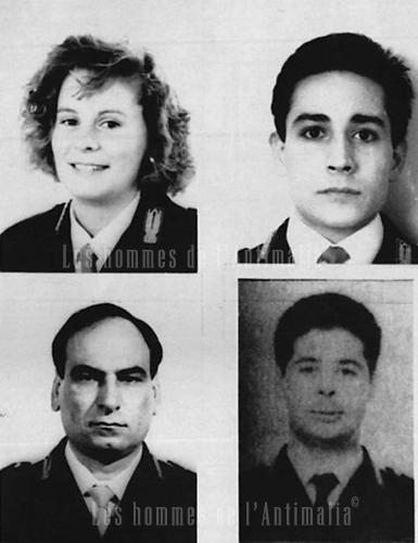 Emanuela Loi, Claudio Traina, Agostino Catalano, Vincenzo Li Muli