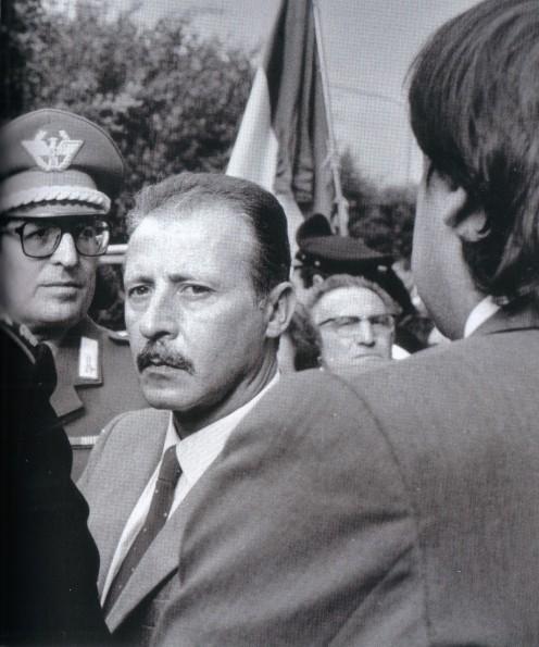 034-borsellinoPaolo Borsellino funérailles de Pio La Torre. 1982avril