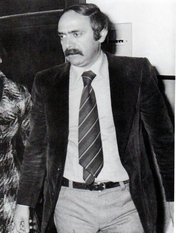 Boris Giuliano, policier antimafia