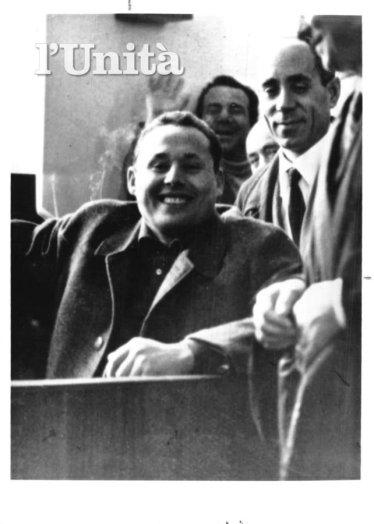 Luciano Liggio, un parrain élevé dans la pauvreté devenu un multi-millionnaire au moment de son arrestation. Au moment de sa capture, le droit italien ne permettait pas encore aux autorités de confisquer des fortunes illicites des criminels.