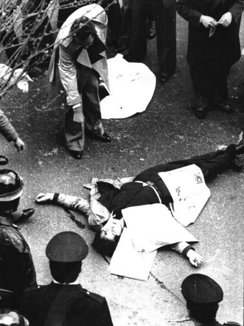 Un membre de l'escorte assassiné par le commando