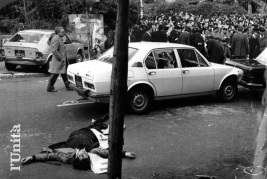 Un garde du corps assassiné par le commando de terroristes