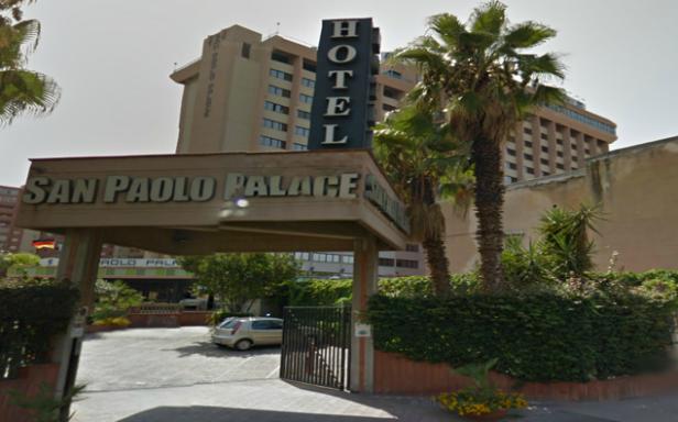 Palace Hotel San Paolo