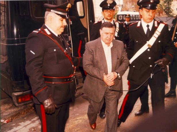 Toto Riina arrêté