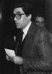 Alberto Di PISA substitut du procureur de la République à Palerme, il contribue à la rédaction du réquisitoire du 1er maxi-procès. Il est aujourd'hui procureur à Marsala.