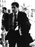 Ignazio De Francisci est magistrat depuis 1977. Il a été juge dans le pool antimafia de Palerme en contact étroit avec Giovanni Falcone. Ensuite, il est devenu procureur adjoint à Palerme.