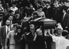 Obsèques de Paolo Borsellino