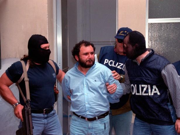 Arrestation de Giovanni Brusca