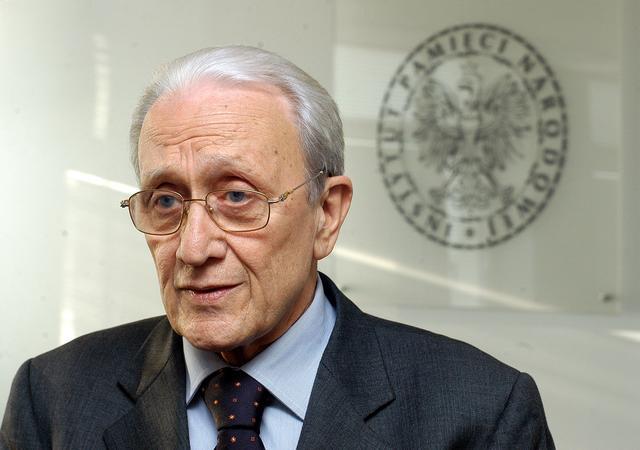 Le juge antimafia Ferdinando Imposimato
