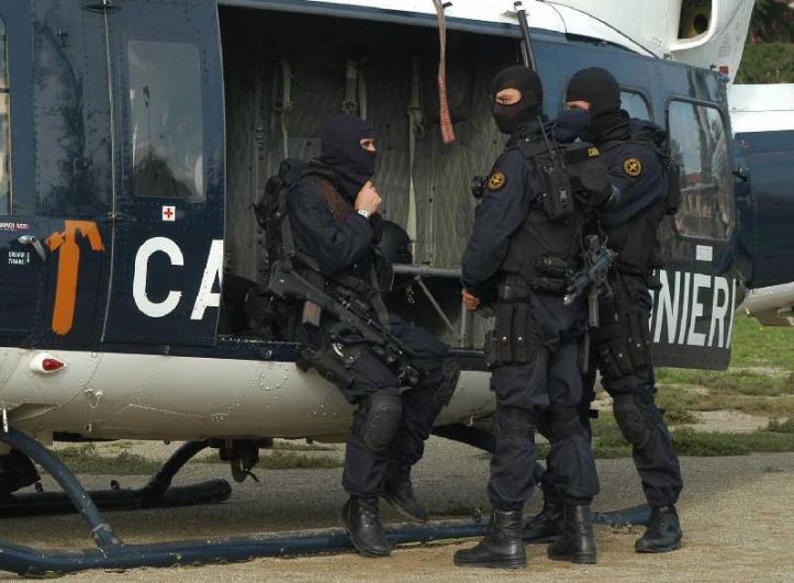 GIS - Groupe d'Intervention des carabinieri