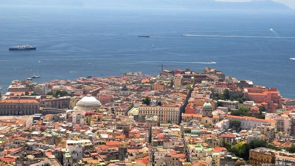 Napoli, fief de la Camorra