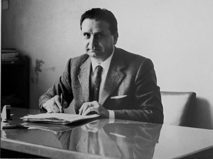 Le magistrat Rocco Chinnici