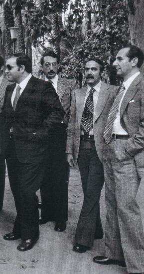 Le commissaire Boris Giuliano