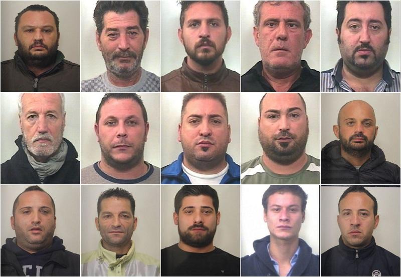 En 2014, les carabiniers du ROS et leurs collègues de la police exécutaient 16  mandats d'arrêt ordonné par le juge d'instruction Nicola Aiello. Les mafieux arrêtés étaient dans le 1er cercle du parrain de Cosa Nostra. Depuis 2009, il y a eu 48 arrestations de mafieux et 88 millions d'euros saisis. La politique de la terre brûlée orchestrée par les magistrats siciliens vise à affaiblir le parrain et épuiser ses ressources.