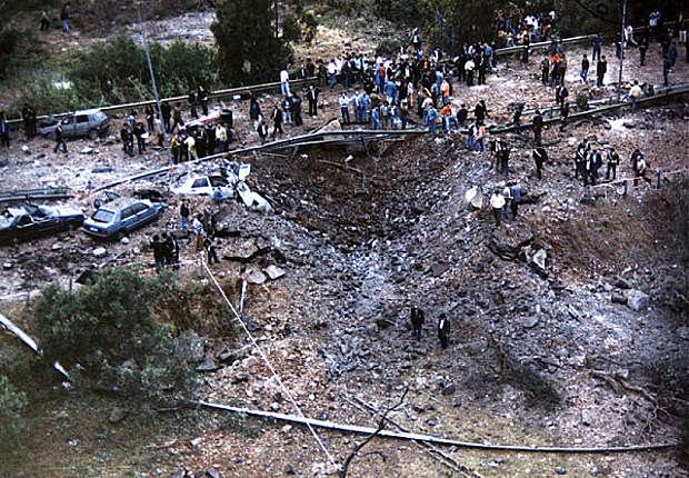 L'attentat de Capaci, 23 mai 1992