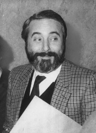 Giovanni Falcone en 1984 (AP Photo - Archives Courier)