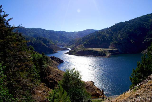 L'Aspromonte, une région splendide et sauvage de Calabre