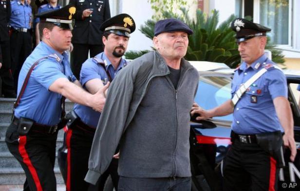 Giuseppe Nirta arrêté en 2008