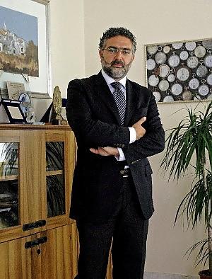 Renato Cortese, policier antimafia