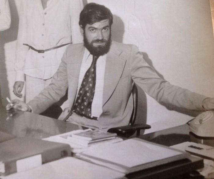 Beppe Alfano, journaliste assassiné le 8 janvier 1993, pour avoir osé défier la mafia.