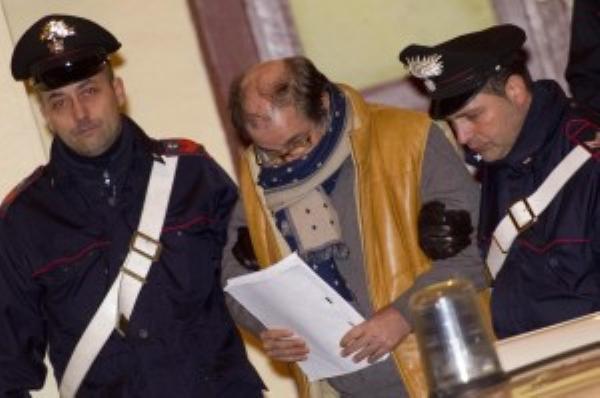 Le boss mafieux Domenico O'Moccuso Ferrara