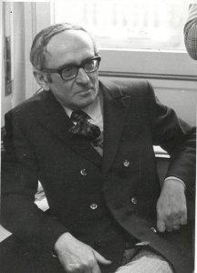 Le Procureur de Turin Bruno Caccia