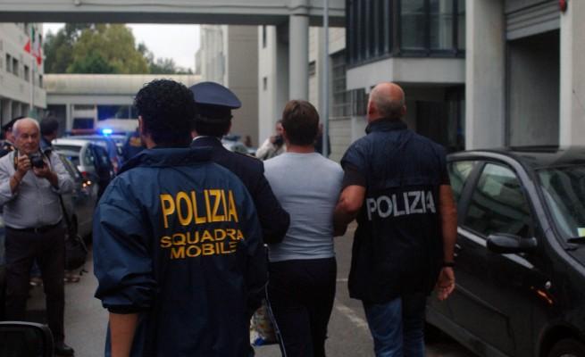 SCU.arrestation