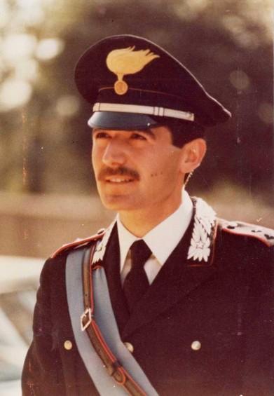 Capitaine Mario D'Aleo