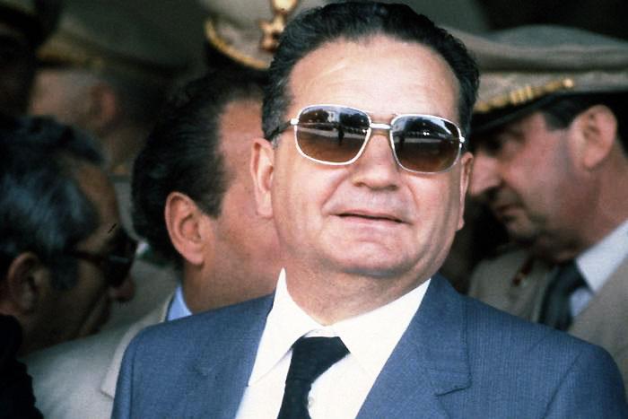 Le juge Rocco Chinnici
